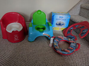 Potty training and microwave bottle cleaner London Ontario image 1