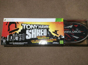 Tony Hawks Shred, Xbox 360