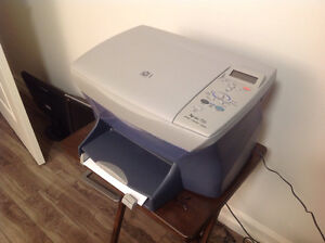 HP All-in-one PSC 750 printer-scanner-printer