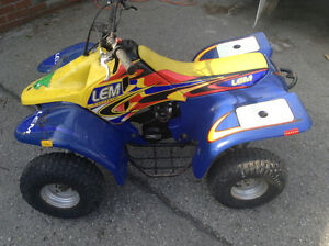 Kids LEM 4 Wheeler ( KTM Engine) Not Chinese