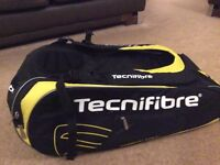 Tecnifibre Squash Bag (for up to 9 rackets) - PRICE REDUCED