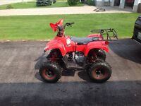 Used110 CC ATV