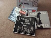 5 One Direction Albums