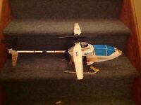 Rc nitro helicopter