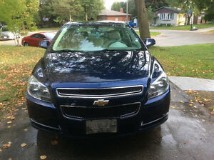 2010 Chevrolet Malibu Platinum edition Sedan