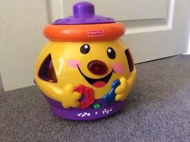 Vetech Cookie Jar
