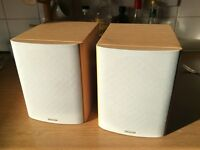 As New Denon Speakers by Mission