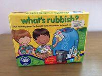 What's Rubbish board game