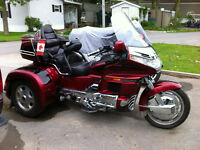 1995 Honda goldwing 20th anniversary Canadian special