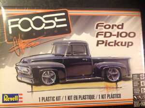 55-56 FOOSE Custom F-100 Ford Pickup