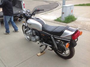 Looking for a 1979 CBX 1000 project