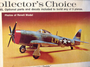 44 year old 1/72 scale p47-d thunderbolt