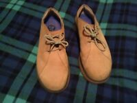 Merrell suede shoes 10.5