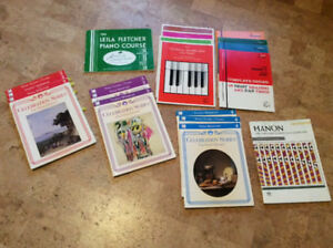 Piano Music Books for Students