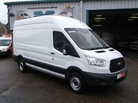 2014 14 FORD TRANSIT 350 LWB HIGH ROOF L3 H2 WITH 6 SPEED BOX CHOICE OF IN STOCK