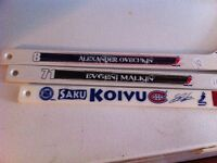 collectionneur hockey