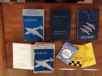 1940's - 1950's Aviation Books