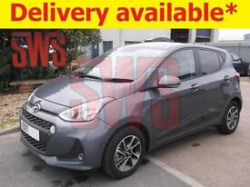 2017 Hyundai i10 Premium 1.0 DAMAGED REPAIRABLE SALVAGE