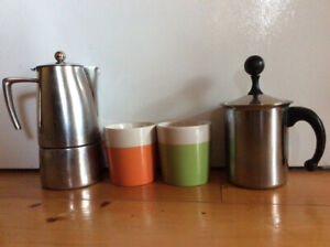 Stove Top Coffee Maker LACOR 10 cups