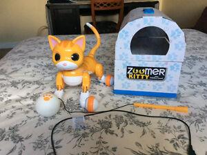 Zoomer Kitty girls toy