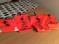 Arm Bands for kids learning to swim