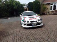 TOYOTA CELICA GT4 1997 ( show car) REDUCED