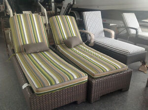 Patio Furniture - Outdoor Loungers - New 4 Left only
