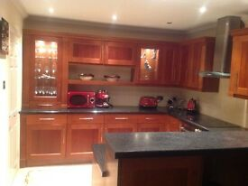 ENTIRE KITCHEN. All units and appliances incl. Capri worktop