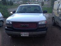 2001 GMC Sierra 1500 Pickup Truck
