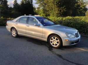 2005 Mercedes-Benz S-Class Sedan