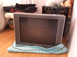 FREE TV 26 inch, Toshiba CRT with remote, Sussex NB.
