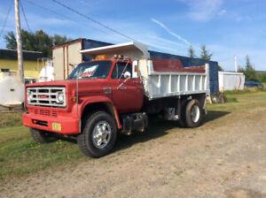 1979 GMC 7000 Series  Dump Truck