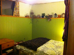 Sublet avail. now, country setting near Wolfville $400 ALL INCL