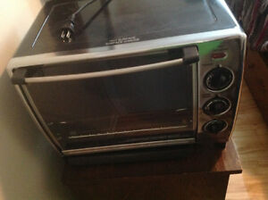 Mint condition toaster oven