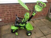 Smart Trike in Green