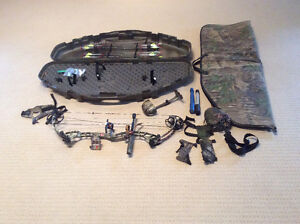 PSE BOWMADNESS COMPOUND BOW