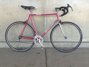 Bianchi Rossi - Vintage Italian Performance Road Bike - 58cm