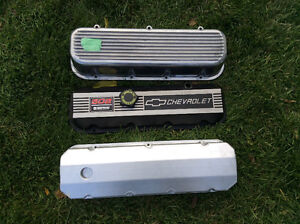 3 sets BB CHEV valve covers