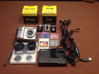 Nikon Coolpix 880 photography package