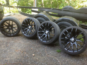 BMW Wheels and Rims Black 750.00 or Best Offer