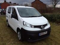 2015 65 Nissan NV200 1.5dCi ( 89bhp ) 2014MY Acenta van for sale