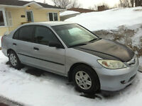2005 Honda Civic Complete Engine and Trans plus extras