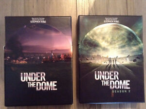 Under the Dome - Saisons 1 et 2 (15 $ ch.)