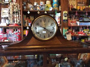Gilbert 1807 Chime / Tambour Mantel Clock