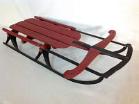 Antique Wood Sleigh 1930's