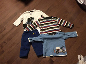 Baby boy clothing-priced to sell