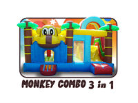 Bouncy Castles - $99 and up, taxes+del included