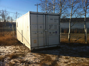 Industrial Land with Sea Container For Rent