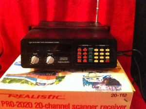Vintage UVHF AM/FM Direct Entry Programmable Scanner. Sarnia Sarnia Area image 2