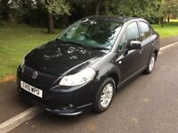 2010 Suzuki SX4 1.6-12 months mot-2 owners-great value-exceptional car